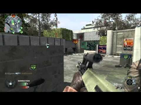 Call Of Duty Black Ops Gameplay Commentary Playing The Objective 1 ACOG AUG