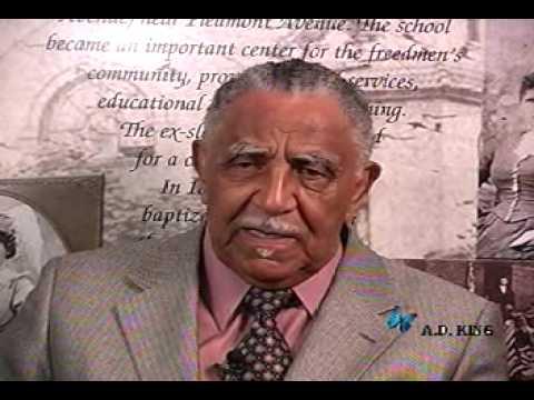 Rev Dr. Joseph E. Lowery, Former President SCLC