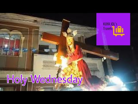 Holy Wednesday Procession 2016