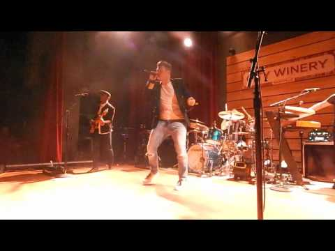 Nick Carter - Burning Up - All American Tour - March 26 2016 Nashville, TN - City Winery