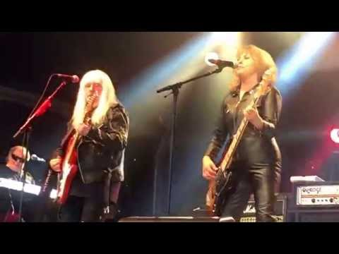 Suzi Quatro Can the Can featuring Andy Scott - Concert at the Kings 2016