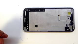 Honor 9 lite disassembly LCD replacement