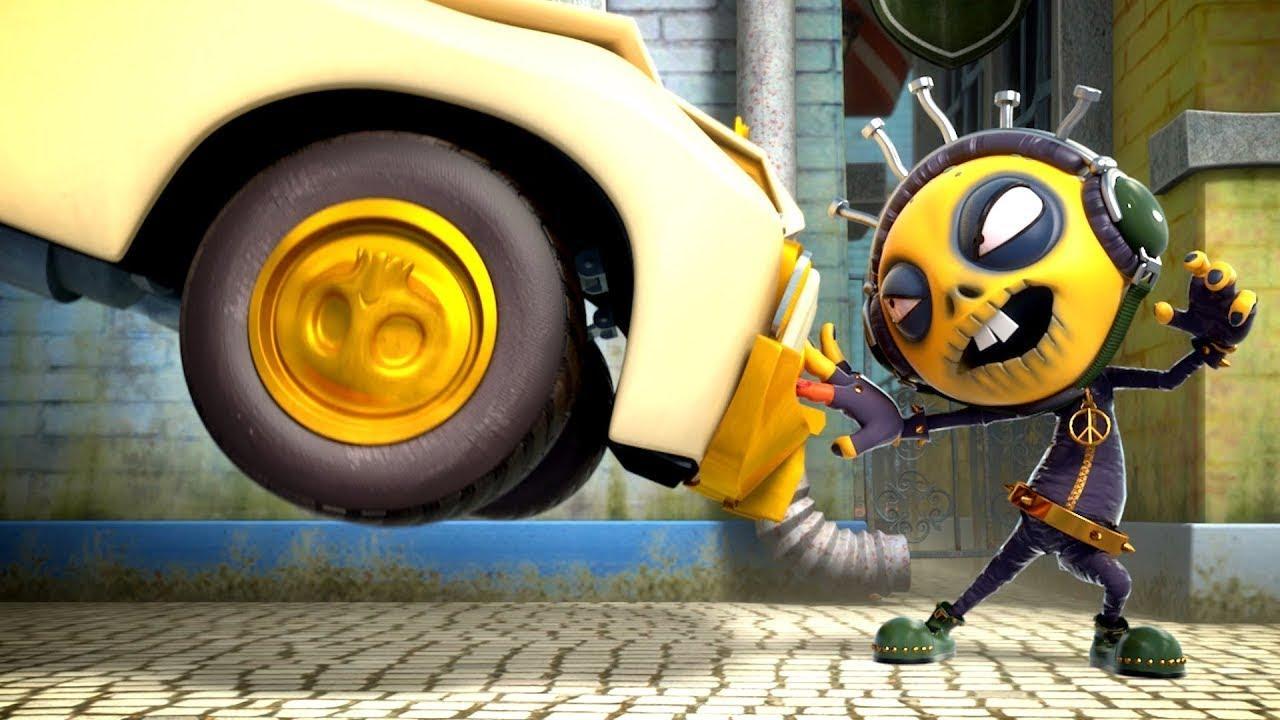 Kung Fu Zombie! | Zombie Dumb Season 2! | 좀비덤 | 3D Animation