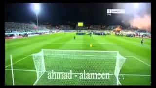 بكاء معلق الجزيرة بعد تأهل الجزائر لكاس العالم 2014