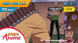 One Piece Siêu Clip Phần 117 - Những Cuộc Phiêu Lưu Của Luffy Và Băng Mũ Rơm - Hoạt Hình Đảo Hải Tặc