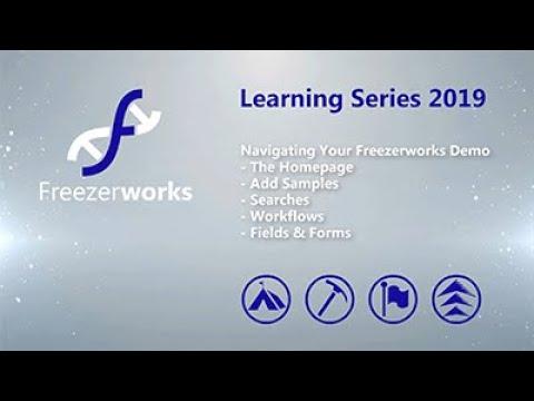 Navigating Your Freezerworks Demo