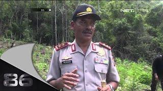 86 Operasi Pemusnahan Ladang Ganja di Aceh - Irjen Pol H  Husein Hamidi