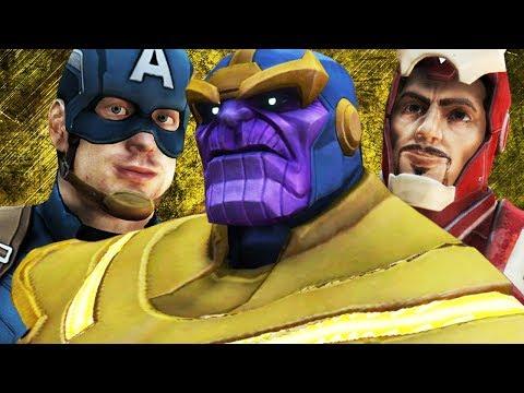 GTA V PC - Todo Mundo Odeia o Thanos! (MODS)