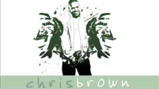 Chris Brown - Fallen Angel (CDQ, No Shout, Lyrics).wmv
