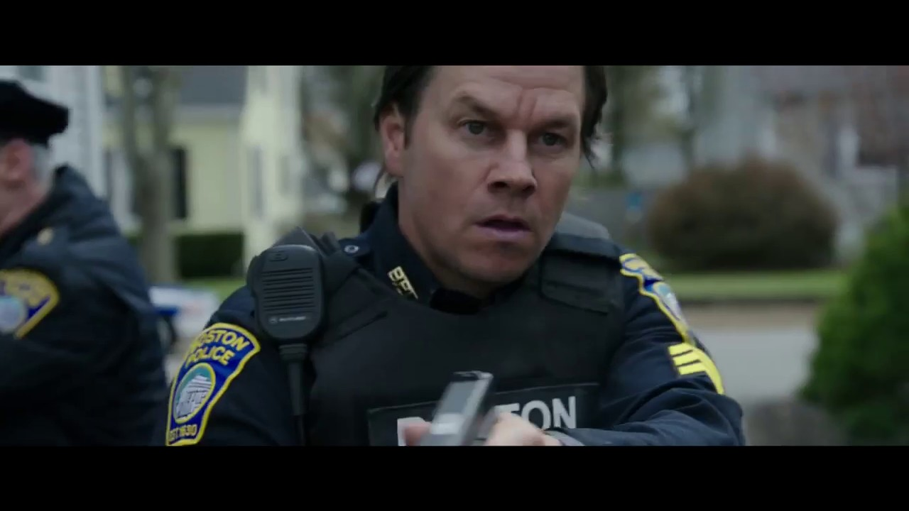 Download 'Patriots Day' Official Trailer (2016)   Mark Wahlberg