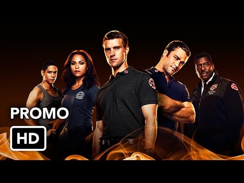 Chicago Fire Season 3 DVD Promo (HD)