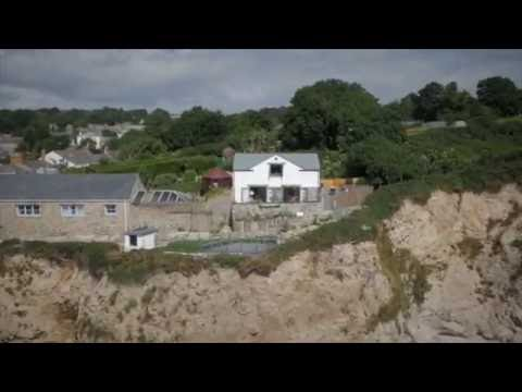 Stunning Seaside Property For Sale in Poldark Town, Charlestown Cornwall