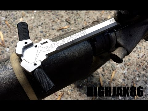 Rainier Arms Avalanche Ambi Charging Handle - Preview/Initial Impressions