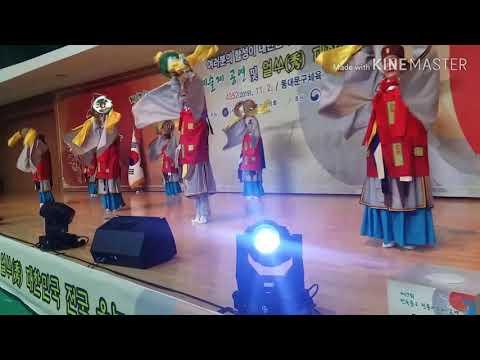 수운교바라춤 제 17회 민족종교 전통예술제 공연