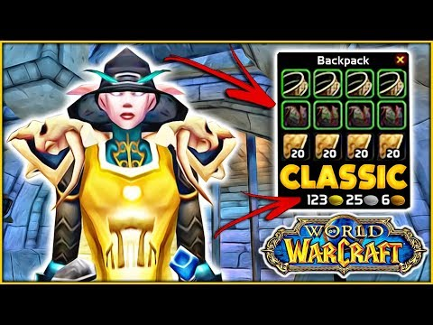 Classic WoW Gold Guide Semi-AFK: Vanilla Guide - Rags To Riches #05