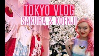 1st JAPAN VLOG! Vintage Shopping in Koenji & Sakura