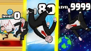 HOW HIGH IS THE STRONGEST HIGHEST KICK BOSS EVOLUTION? (9999+ SPACE EMPLOYEE) l My Dear Boss