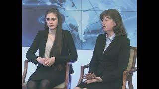НАУКА XXI 07.03.2018 Лариса Антонюк, Олена Хлистова