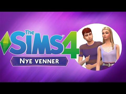 Sims 4 Lets Play: NYE VENNER | Alt der er i byg! (#2 - Del 1)