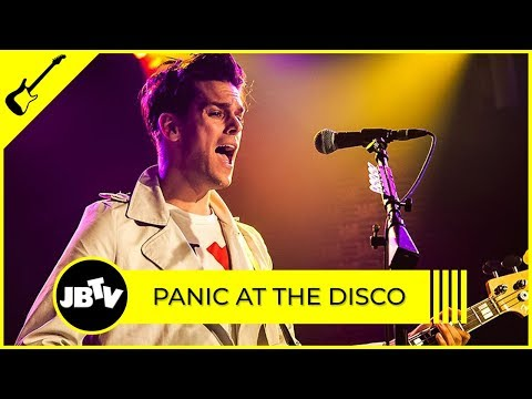 Panic! At The Disco  Nine In The Afternoon   @ JBTV