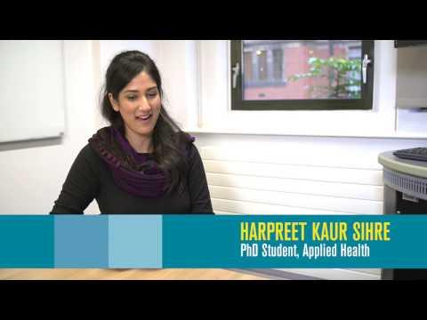 PhD in Applied Health - University of Birmingham