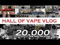 Hall of Vape - The trip, the cars, the event and the gear.