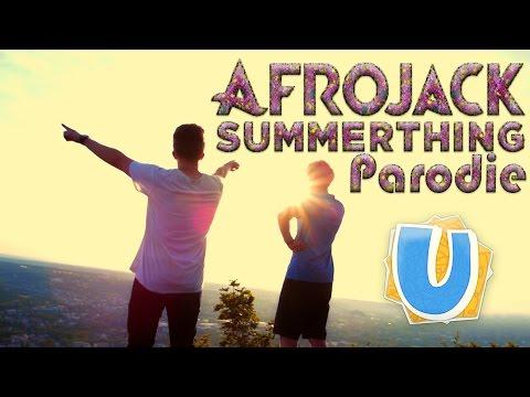 Afrojack Ft. Mike Taylor - SummerThing! (Parodie)