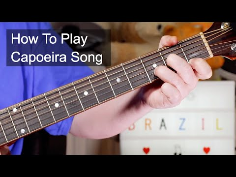 'Capoeira Song' Acoustic Guitar Lesson