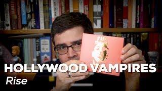 """""""Rise"""": O novo disco do Hollywood Vampires   Lançamento   Alta Fidelidade"""