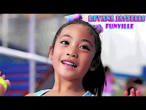Family Fun at Funville Playground and Cafe with Reyana Jaszelle