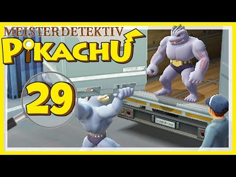 MEISTERDETEKTIV PIKACHU # 29 🔎 Muskeltraining am Hafen! [HD60] Let's Play Detective Pikachu
