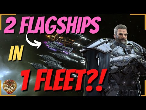 2 FLAGSHIPS IN 1 FLEET?!? MYSTERY FLAGSHIP UPDATE COMING IN INFINITE GALAXY!