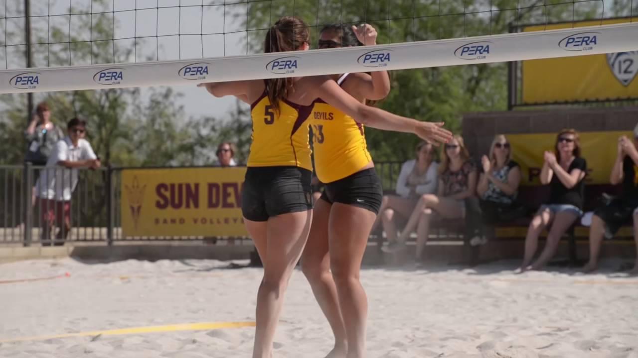 Women S Beach Volleyball Arizona State University Athletics