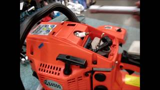 видео Катушка зажигания бензопила. Катушка зажигания (магнето) китайской бензопилы 38сс