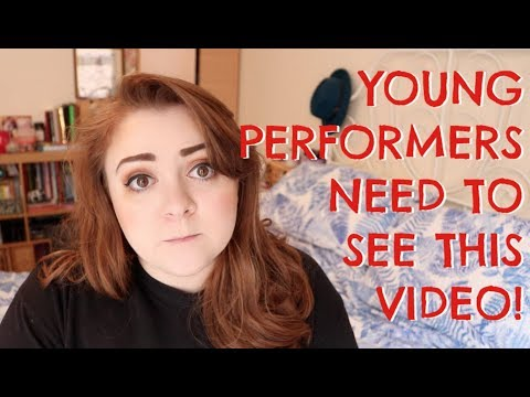 10 THINGS EVERY THEATRE KID NEEDS TO KNOW