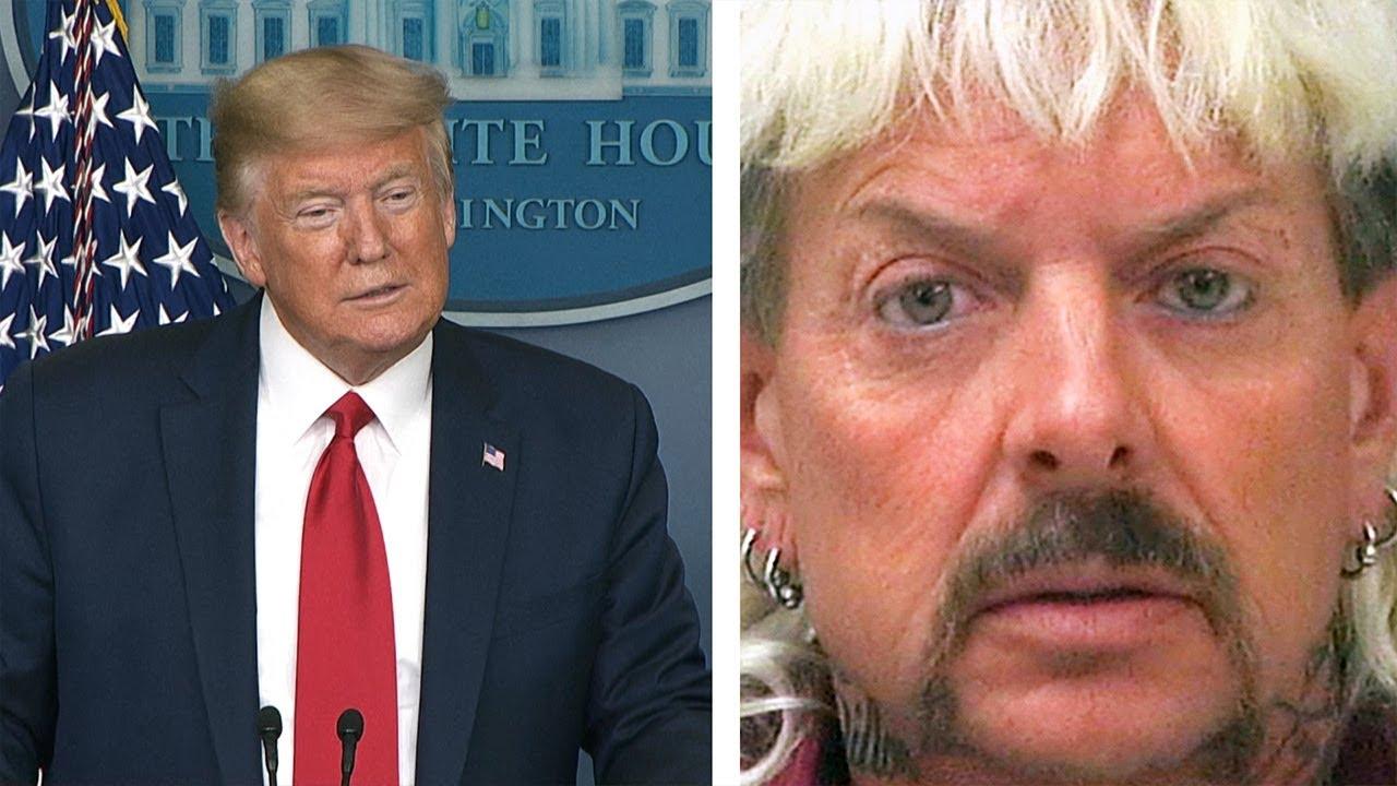 Trump Tiger King