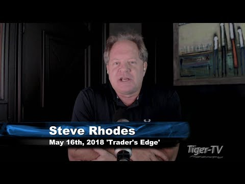 May 16th The Trader's Edge with Steve Rhodes on TFNN - 2018
