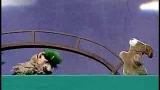 Three Billy Goats Gruff - Puppet Show