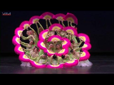 """【美国亚特兰大魏东升(亚专)舞校� NYC YAGP Ensemble Top-12 """"Jasmine Flower"""" by APDA"""