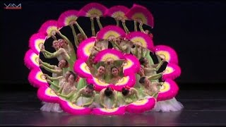 "【美国亚特兰大魏东升(亚专)舞校】2014 NYC YAGP Ensemble Top-12 ""Jasmine Flower"" by APDA"