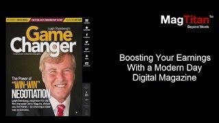 Why You Should Publish a Modern Day Digital Magazine