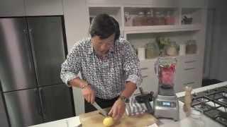 Breville Presents Simply Ming Strawberry And Watermelon Granita Recipe