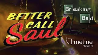 Better call Saul & Breaking Bad Timeline