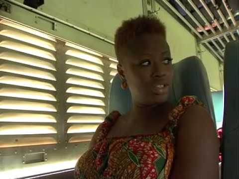 My African Adventure - Train to Bamako