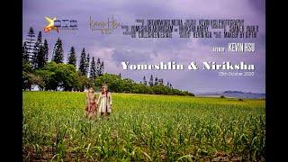 Yomeshlin + Niriksha | Tamil Wedding Feature Film | 25.10.2020 | Collisheen Estate, Ballito