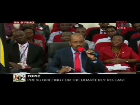 Press Briefing: Ministry of Finance Planning & Economic Development