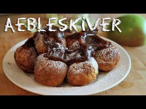What is and how to make Aebleskiver?