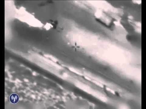 استهداف ناشط ارهابي في غزة