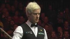 2020 Snooker European Masters Final Neil Robertson VS Zhou Yuelong