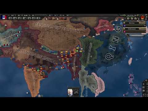 HOI4 Kaiserreich Kingdom of France 10